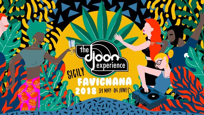 djoon experience favignana 2018